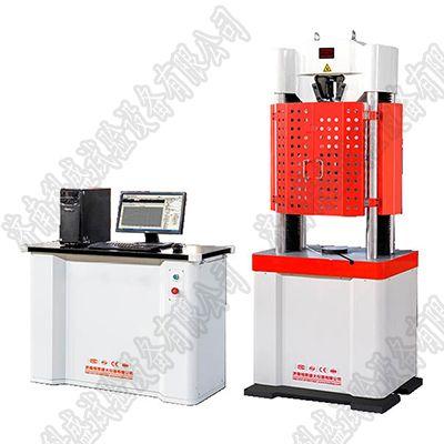 200KN微机控制电液伺服万能试验机