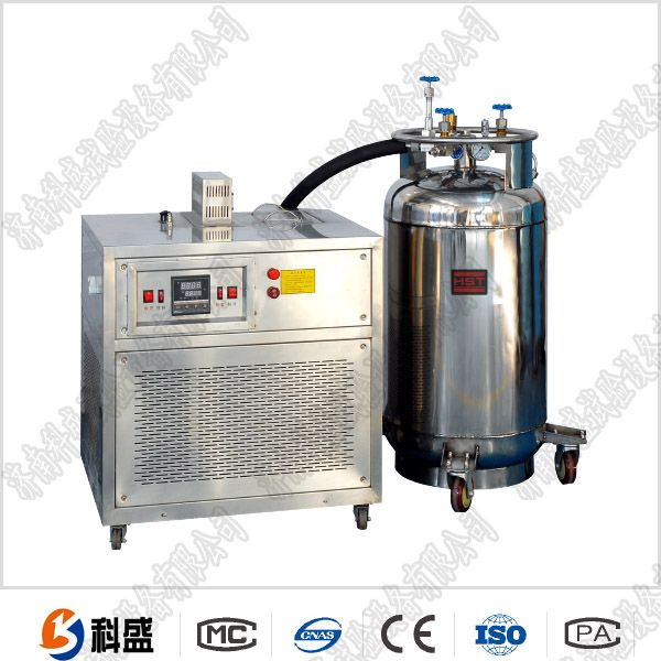 液氮冲击试验低温槽