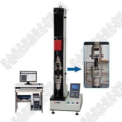 1000N微机控制弹簧试验机