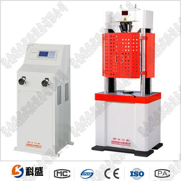 WE-600D数显液压万能试验机