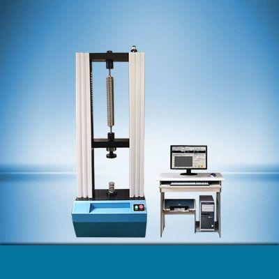 600KN微机屏显式液压万能试验机的拉伸方法