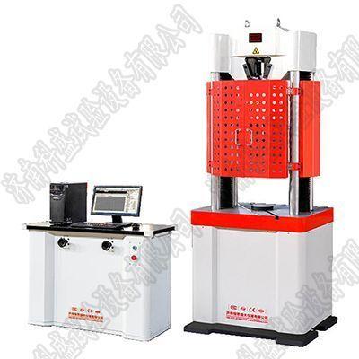 电液伺服万能试验机的养护方法